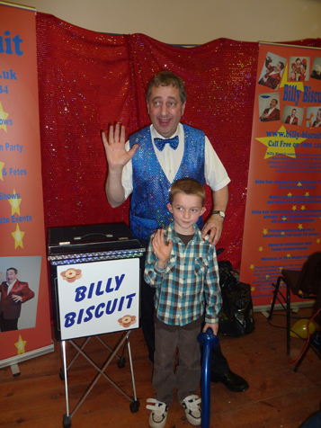 Children's Entertainer and Magician in Harrogate, North Yorkshire